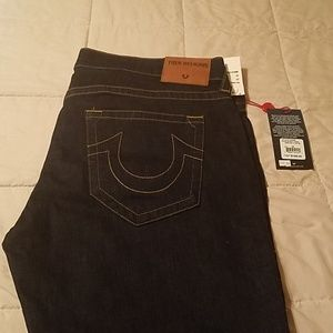 True Religion Mens Jeans - Dark Blue